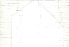 pencil, crayon on paper, 15,1 x 20,8 cm