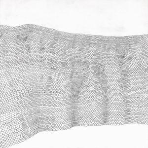 pencil on paper, 29,5 x 29,5 cm