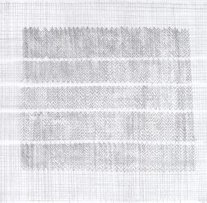 pencil on paper, 21 x 21,5 cm