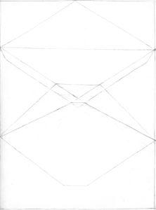 pencil on paper, 29,7 x 21 cm